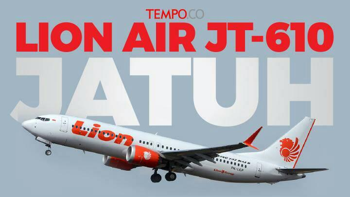 TRAGEDI LION AIR